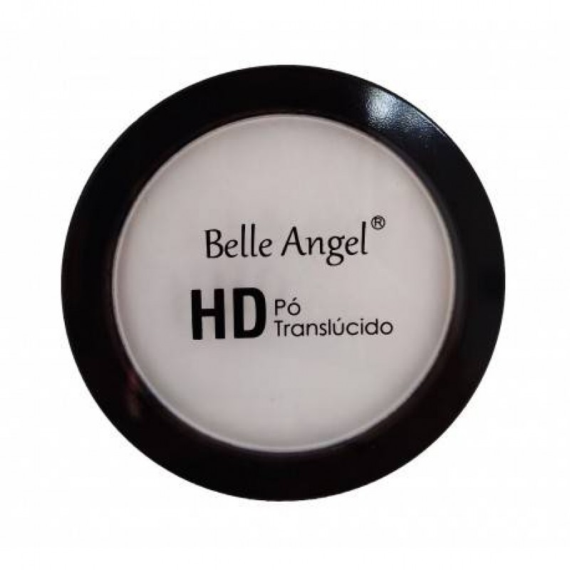 Pó Translúcido HD Belle Angel B047