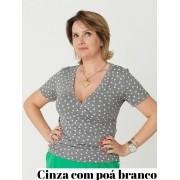Blusa Cachecare Lilian Poá