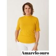 Blusa Pamela M.C. Canelada