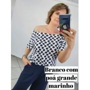 Blusa Rafaela Poá