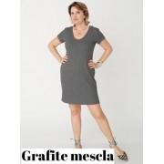 Vestido Fran M.C Canelado