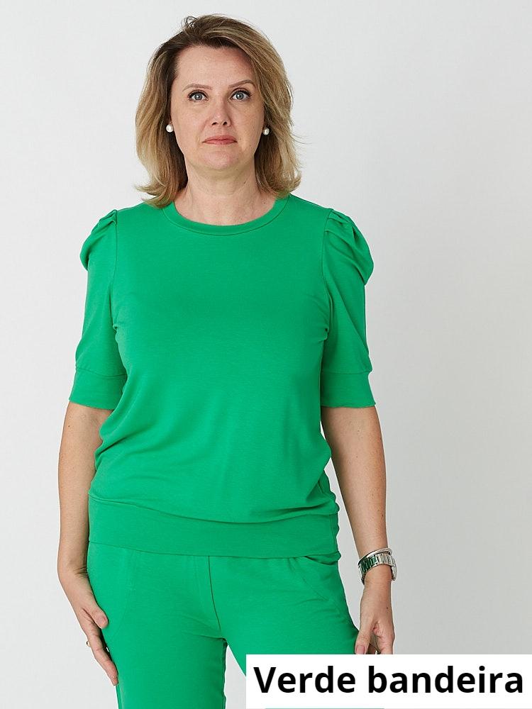 Blusa Olivia M.C Viscomoletinho