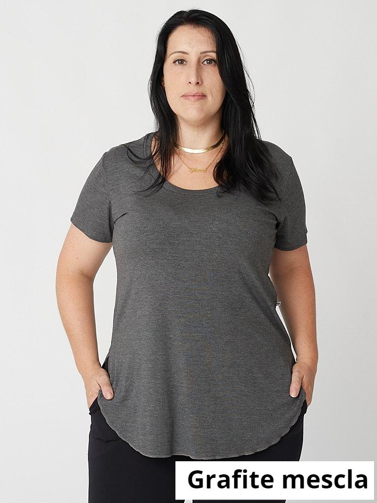 Blusa Sobre Leg Amanda M.C Viscolycra