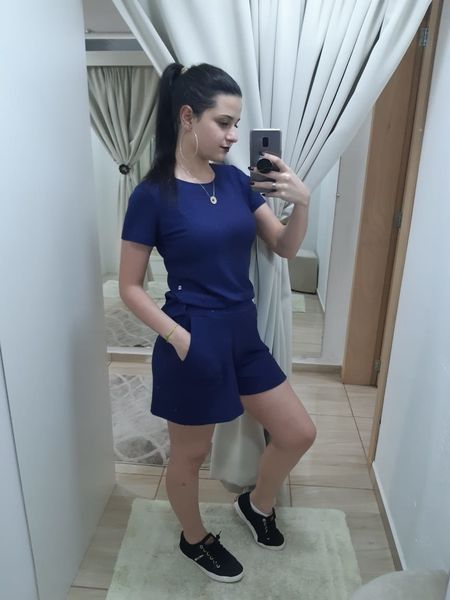 Conjunto Camila Canelado
