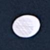 Preto com poá branco detalhado