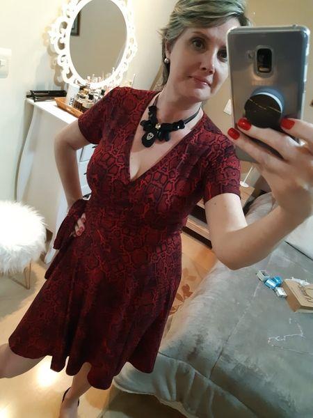 Vestido Cachecare Karina M.C