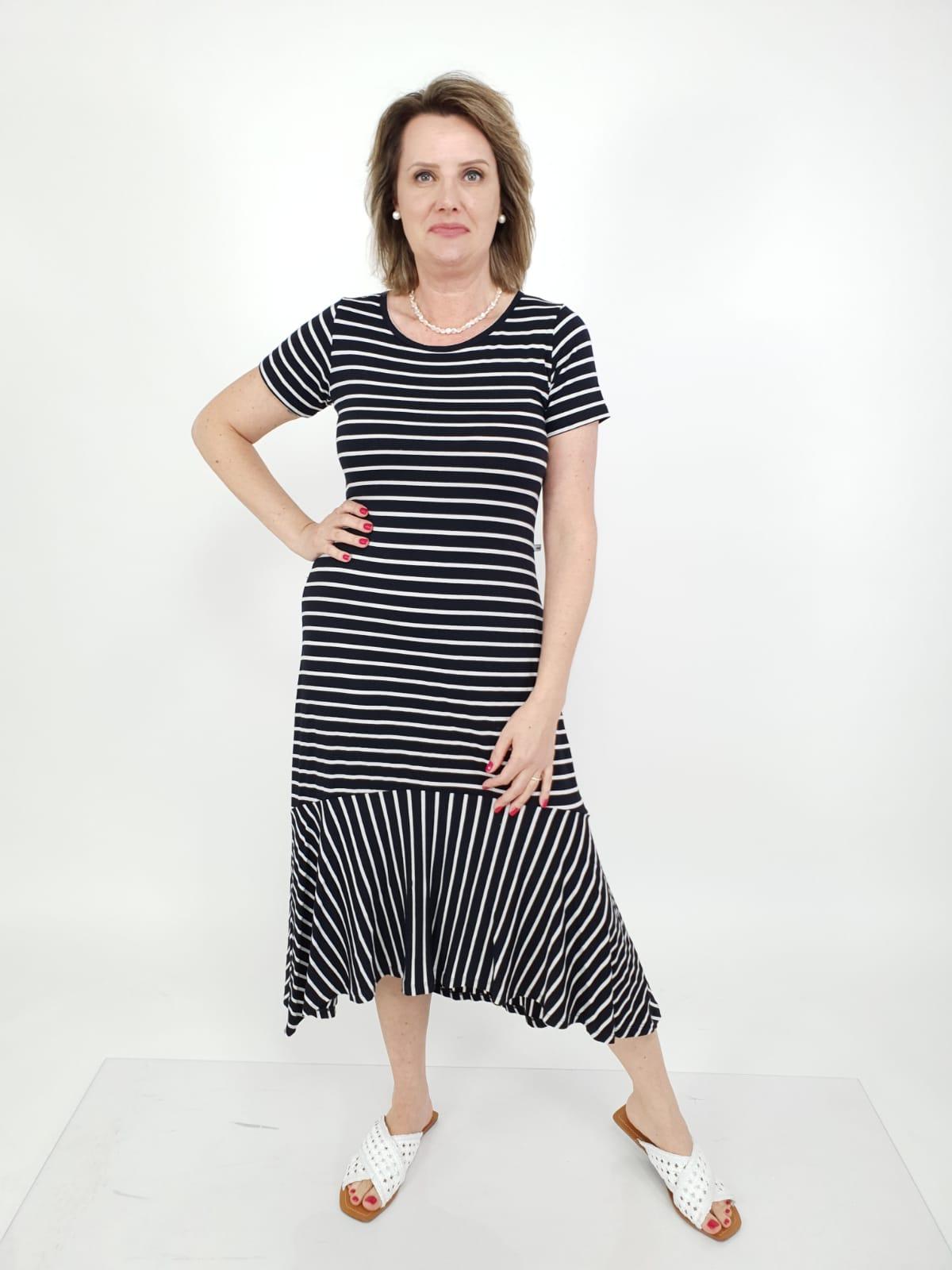 Vestido Fernanda Viscolycra