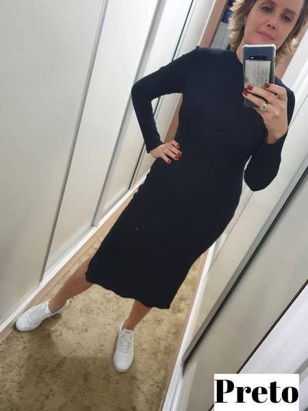 Vestido Pamela Canelado M.L