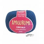 Fio Amigurumi - Cor Azul Clássico 2770