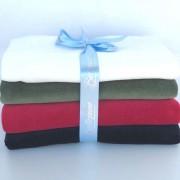Kit Plusch Baby  -  Branco Verde Vermelho Preto - 0,50cm x  0,75cm