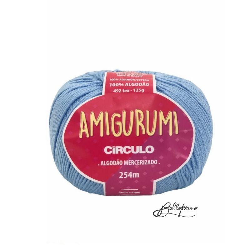Fio Amigurumi - Cor Hortência 2137