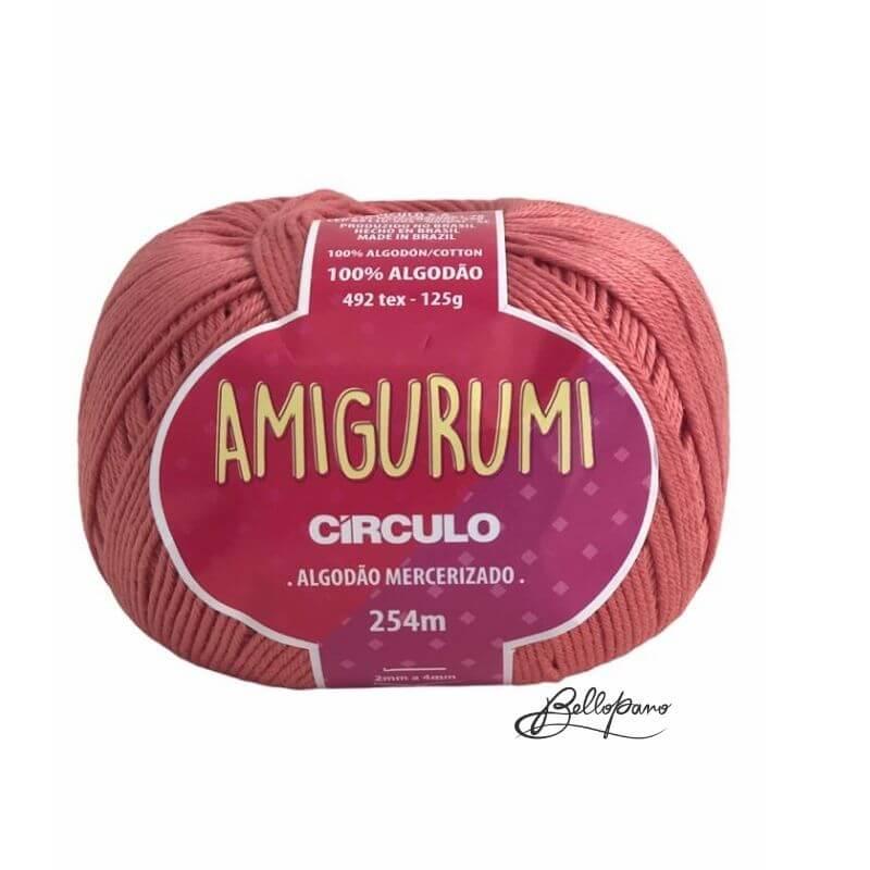 Fio Amigurumi - Cor Tafeta 4093