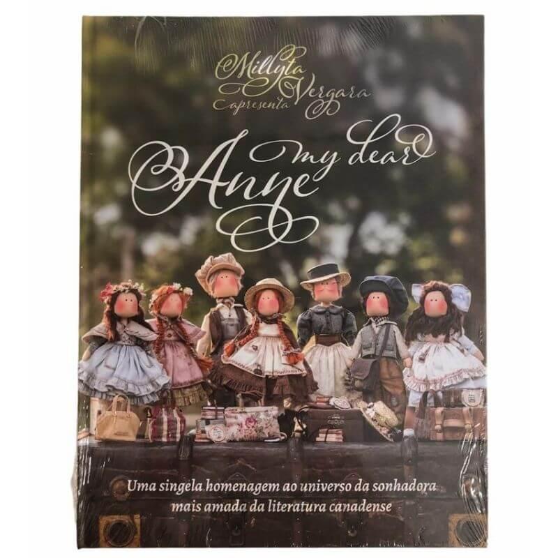 Livro My Dear Anne - Capa Dura - Português - Millyta Vergara