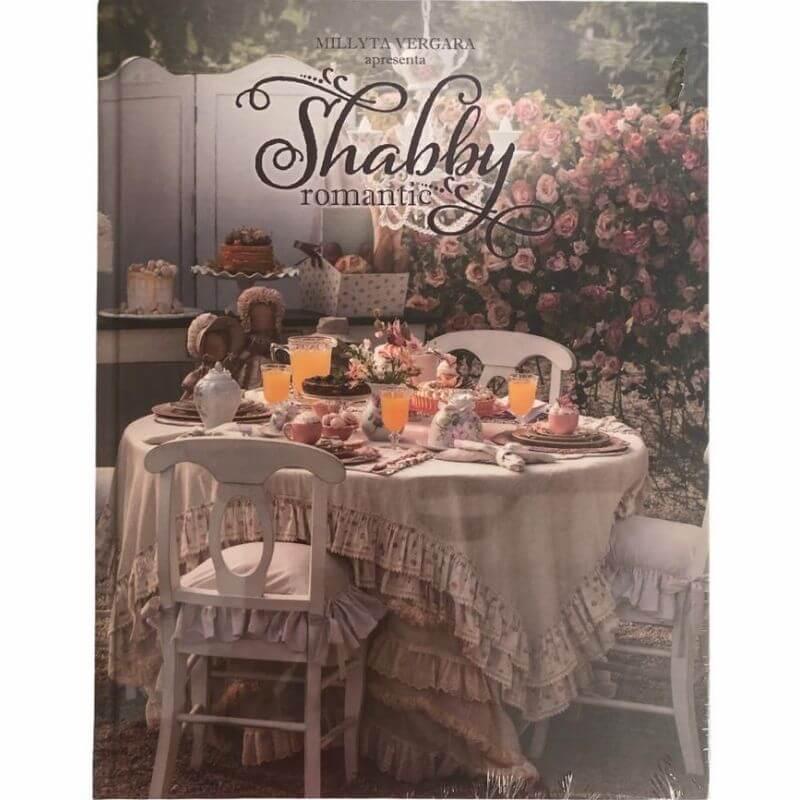 Livro Shabby Romantic - Capa Dura - Português - Millyta Vergara