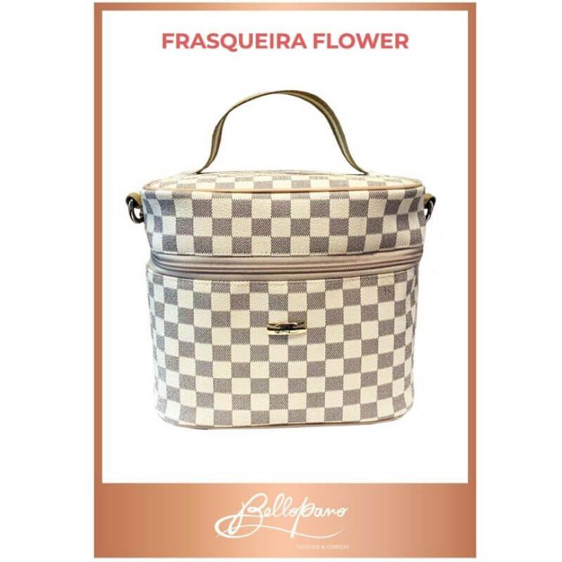 Projeto Frasqueira Flower