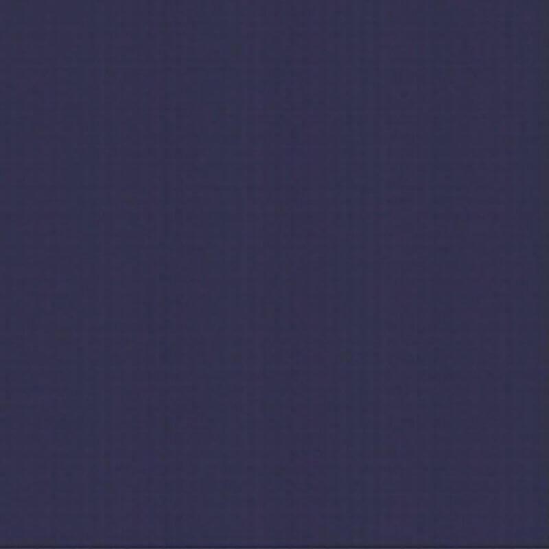 Tecido Flanela Algodão - 0,50 cm x 1,50 cm - Liso Azul Marinho