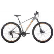 BICICLETA 29 AUDAX HAVOK SX TOURNEY 3X7 VEL. GRAF\LARANJA (2020)