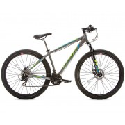 BICICLETA 29 HOUSTON MERCURY HT 3X7 VEL