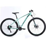 BICICLETA 29 OGGI BIG WHEEL 7.0 2X9 VEL. VD\BLUE\PTO (2020)