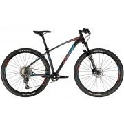BICICLETA 29 OGGI BIG WHEEL 7.3 DEORE M6100 1X12V. PTO/VM/AZUL (2021)