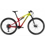 BICICLETA 29 OGGI CARBON CATTURA PRO-T20 GX 1X12 AMARE/VERM (2021)