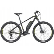 BICICLETA 29 OGGI E-BIKE BIG WHEEL 8.3 DEORE 1X11 PTO/AMARELO (2021)