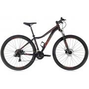 BICICLETA 29 OGGI FLOAT SPORT TOURNEY 3X7 V. VM/AMARELO (2021)