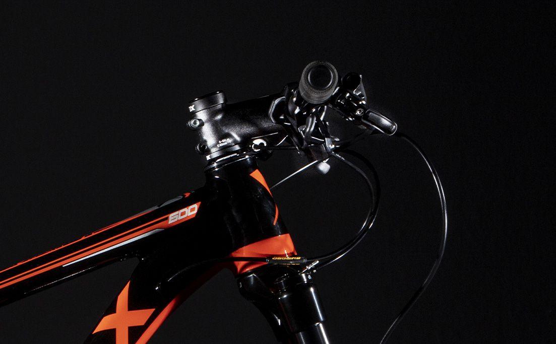BICICLETA 29 AUDAX AUGE 600 SRAM NX 1X12 VEL. (2020)
