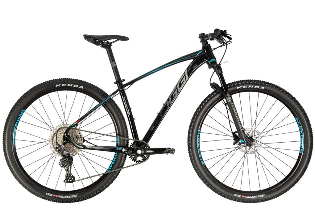 BICICLETA 29 OGGI BIG WHEEL 7.3 DEORE M6100 1X12V. PTO/AZUL (2021)