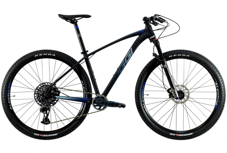 BICICLETA 29 OGGI BIG WHEEL 7.6 SRAM GX 1X12V. PTO/AZUL (2021)