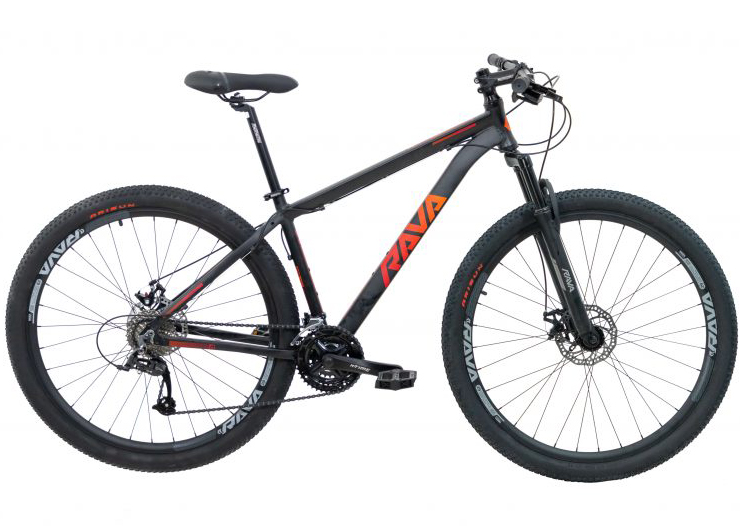 BICICLETA 29 RAVA PRESSURE X-TIME 3X8 VEL PTO/VM (2021)