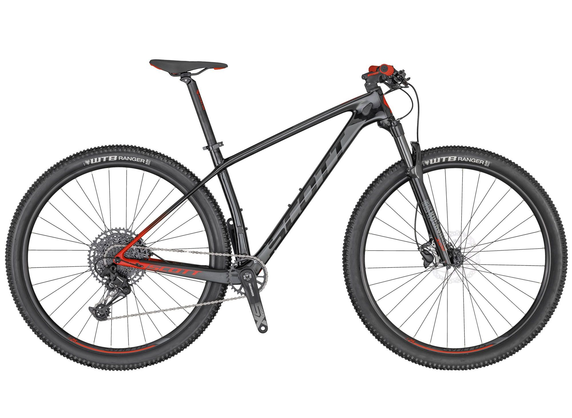 BICICLETA 29 SCOTT CARBON SCALE 940 SRAM SX EAGLE 1X12V. (2020)
