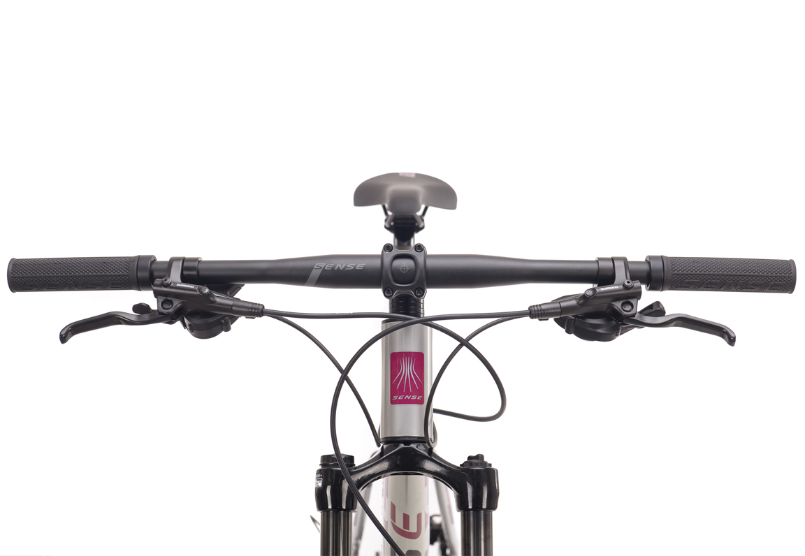 BICICLETA 29 SENSE FUN EVO SHIMANO 2X9 VEL ALUM/ROXO (2021)