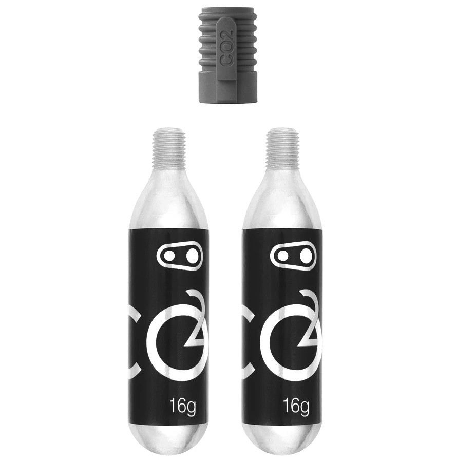 CILINDRO CO2 CRANK BROTHERS COMPLETO