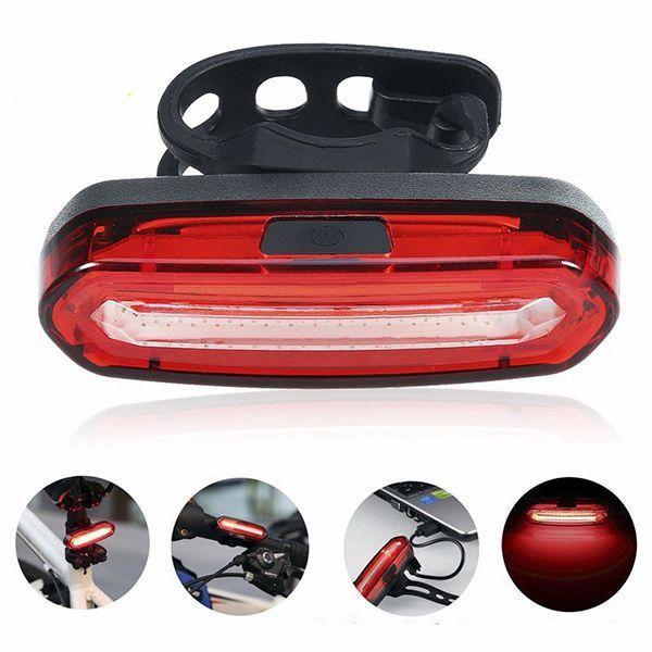 PISCA LED TRASEIRO RECARREGAVEL USB NQY