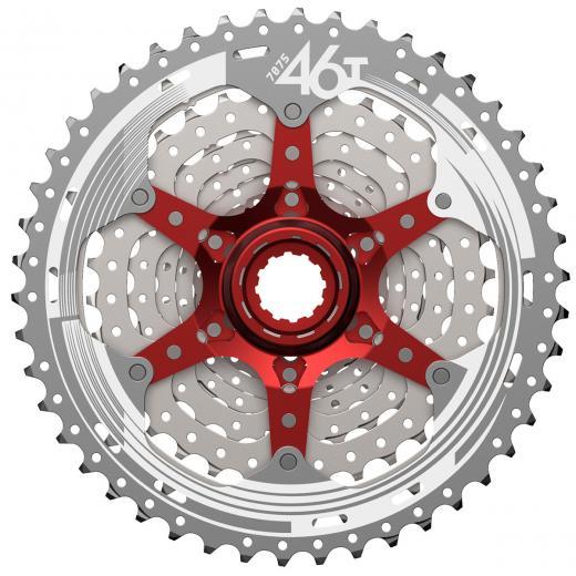 RODA LIVRE K7- 11 SUN RACE 11X46