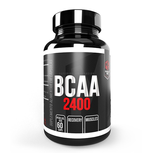 MHD - BCAA 2400mg 60caps 42g