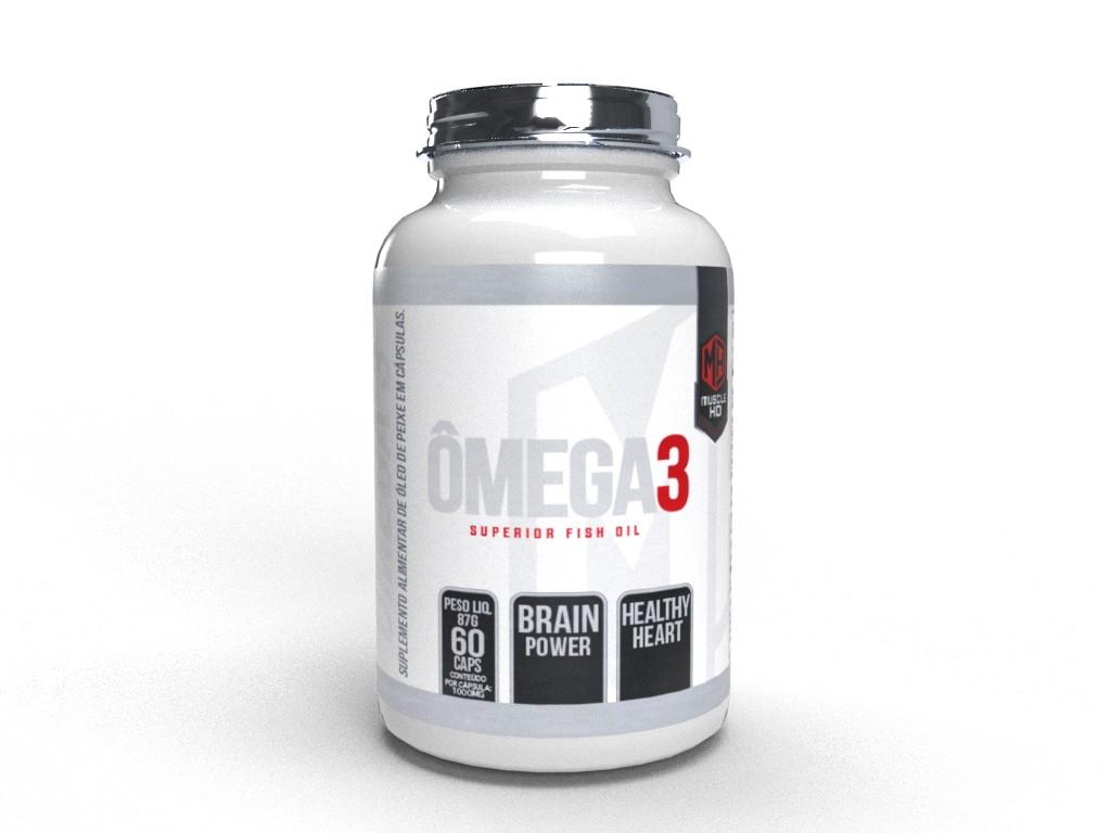 MHD - Omega 3 - 60caps