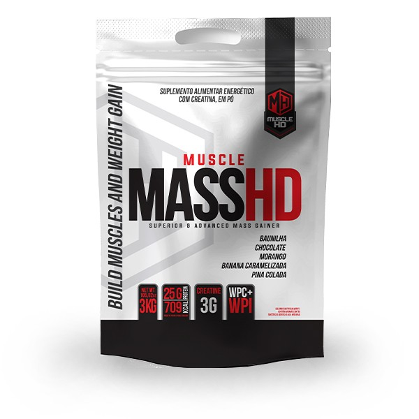 Muscle Mass HD 3Kg