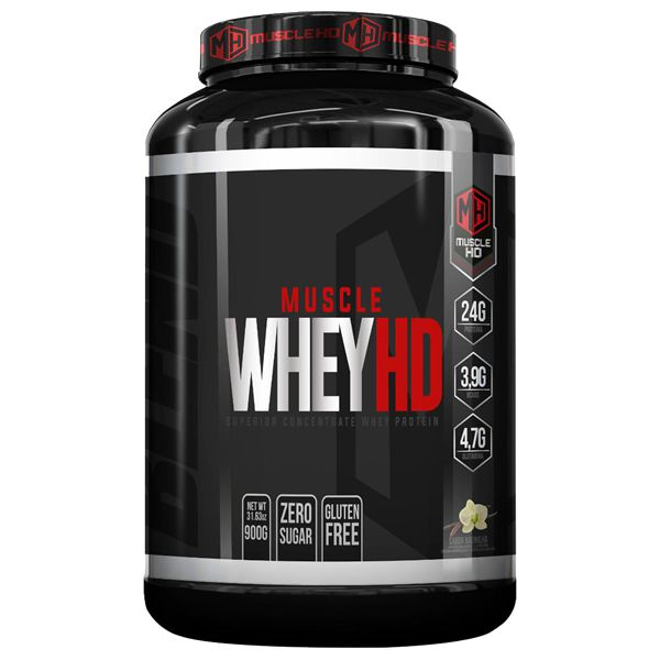 MUSCLE WHEY BLEND 900g