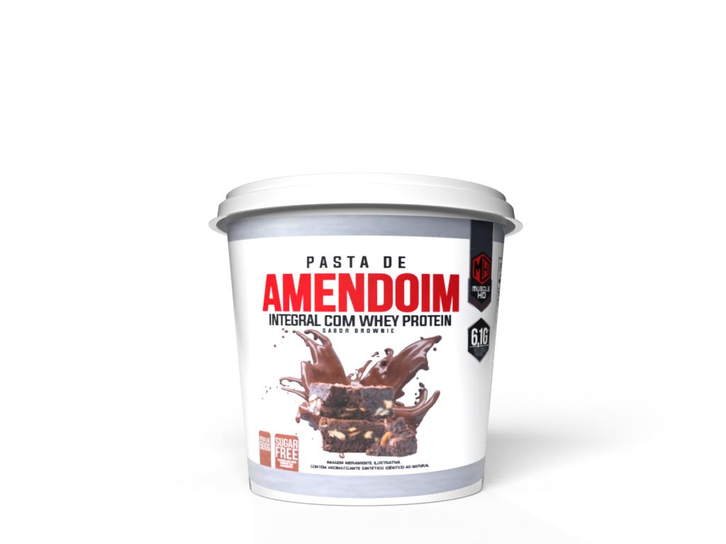Pasta de Amendoim 500g