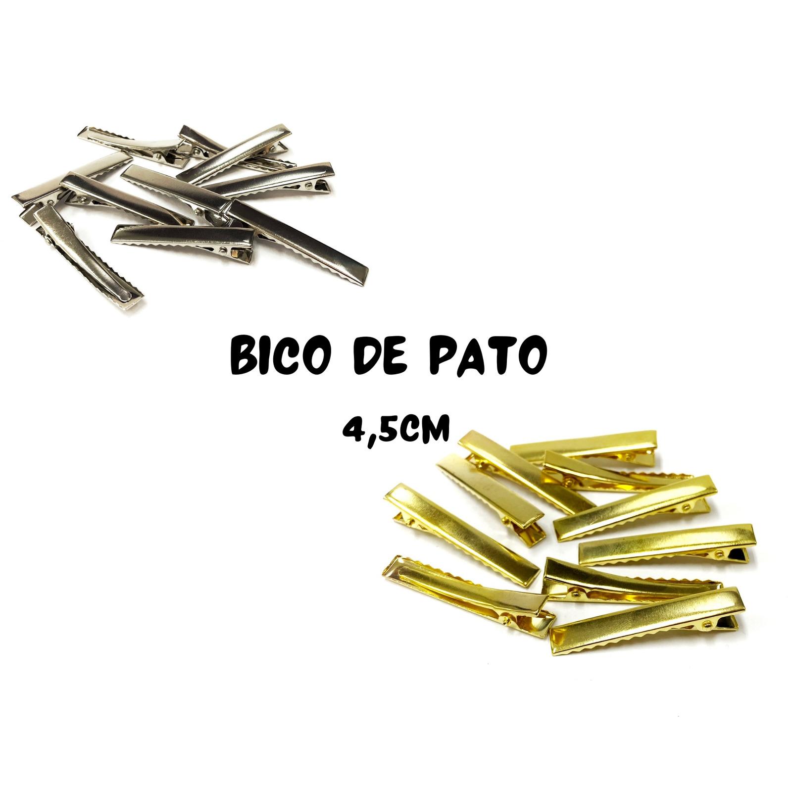 Bico de Pato 4,5cm - 10 unidades