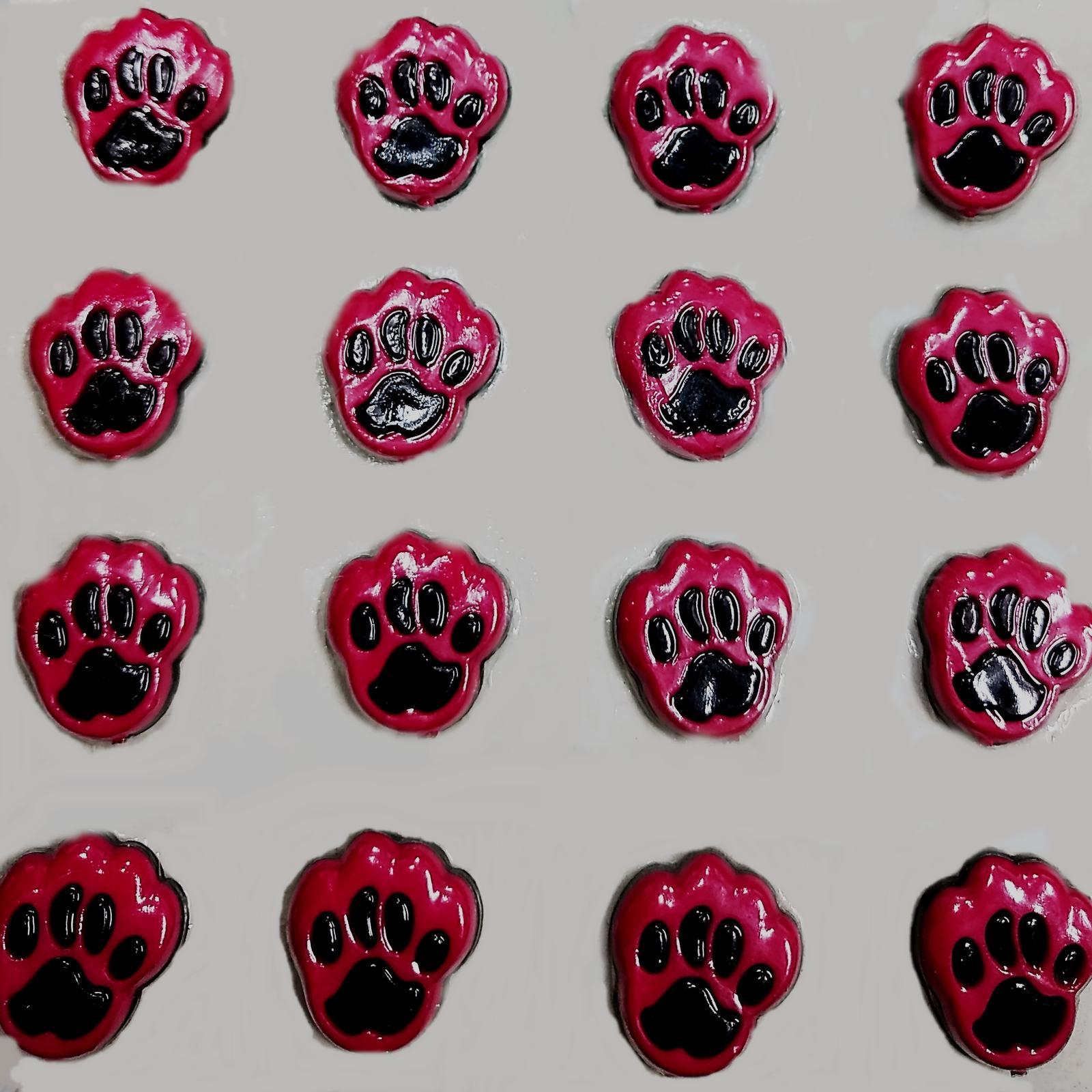 Botão Pet C/24 Unidades