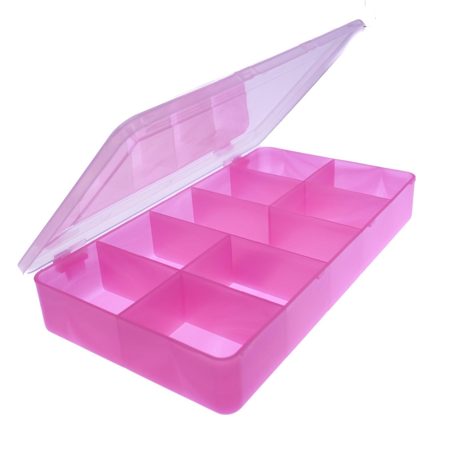 Caixa Organizadora Retangular Pequena - 1 unidade