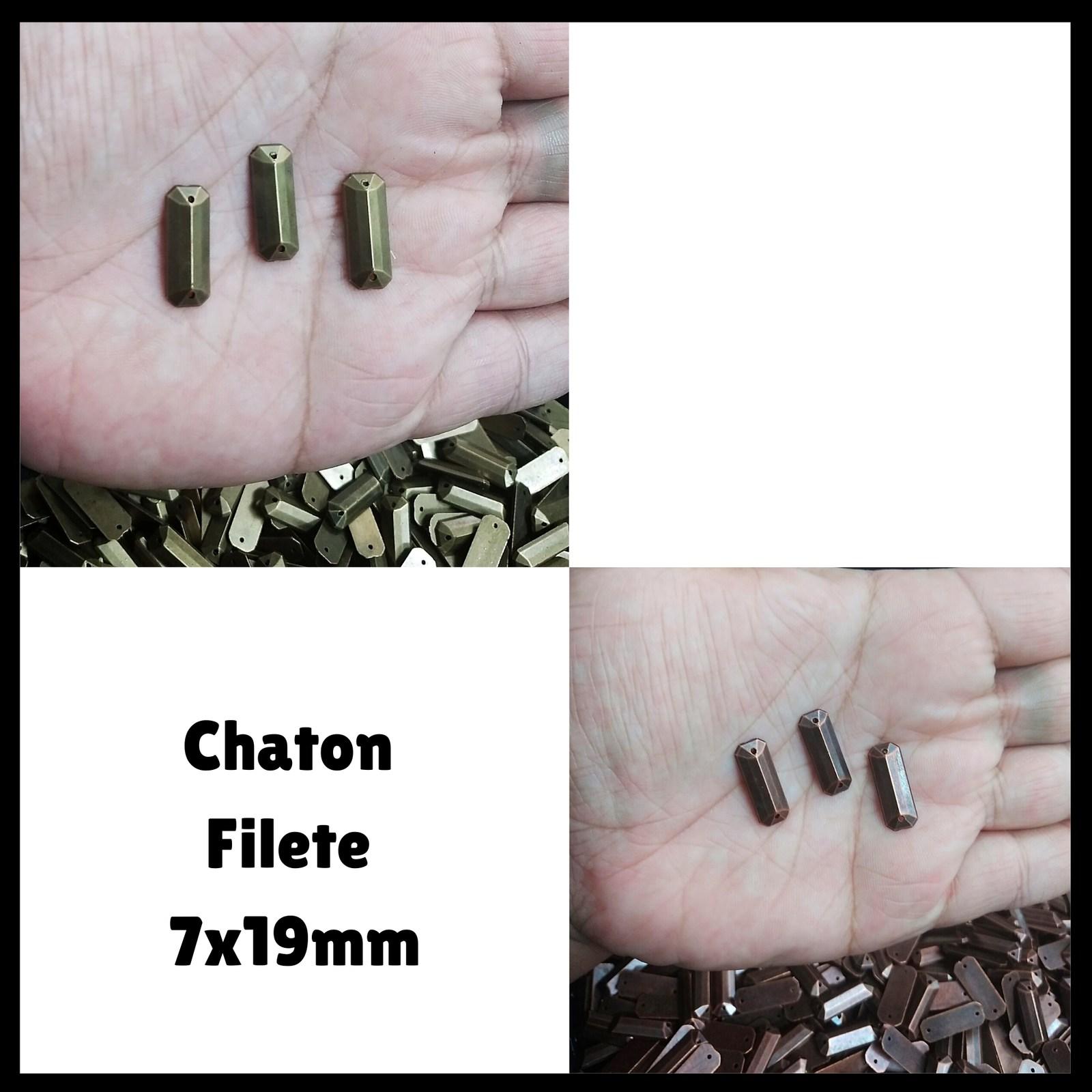 Chaton ABS Filete 7x19mm 500g
