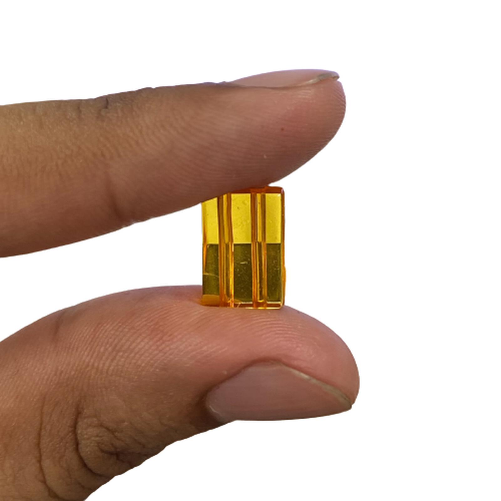 Conta Casinha Passante 14x9mm (com dois furos) - 250g