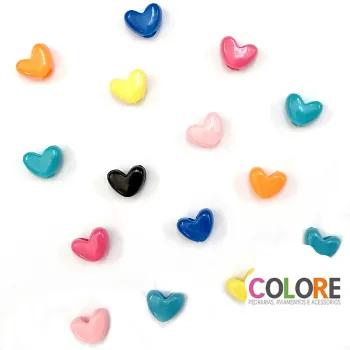 Coração Tererê Leitoso - 10,0mm - 50g