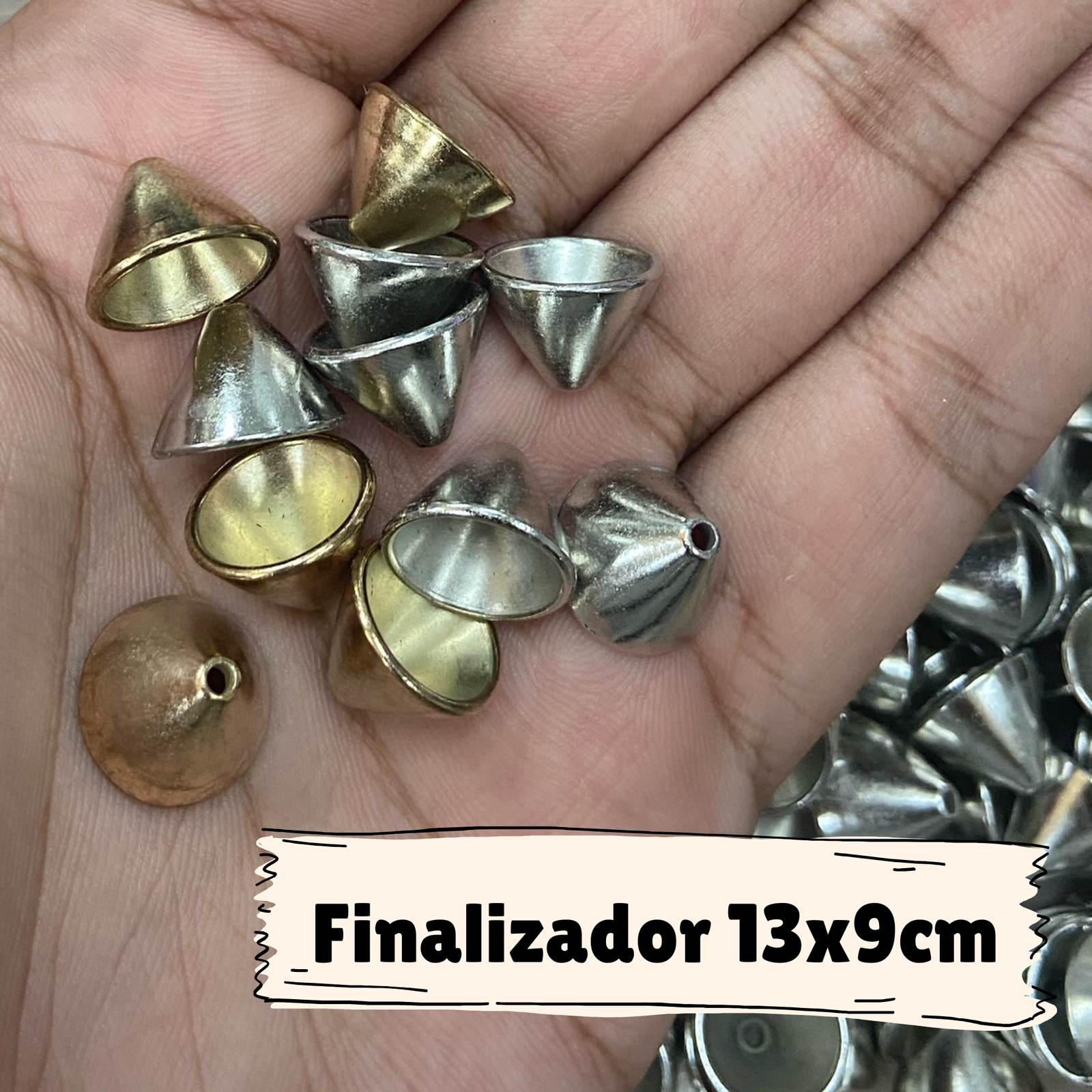 Finalizador 13x9 - 500g