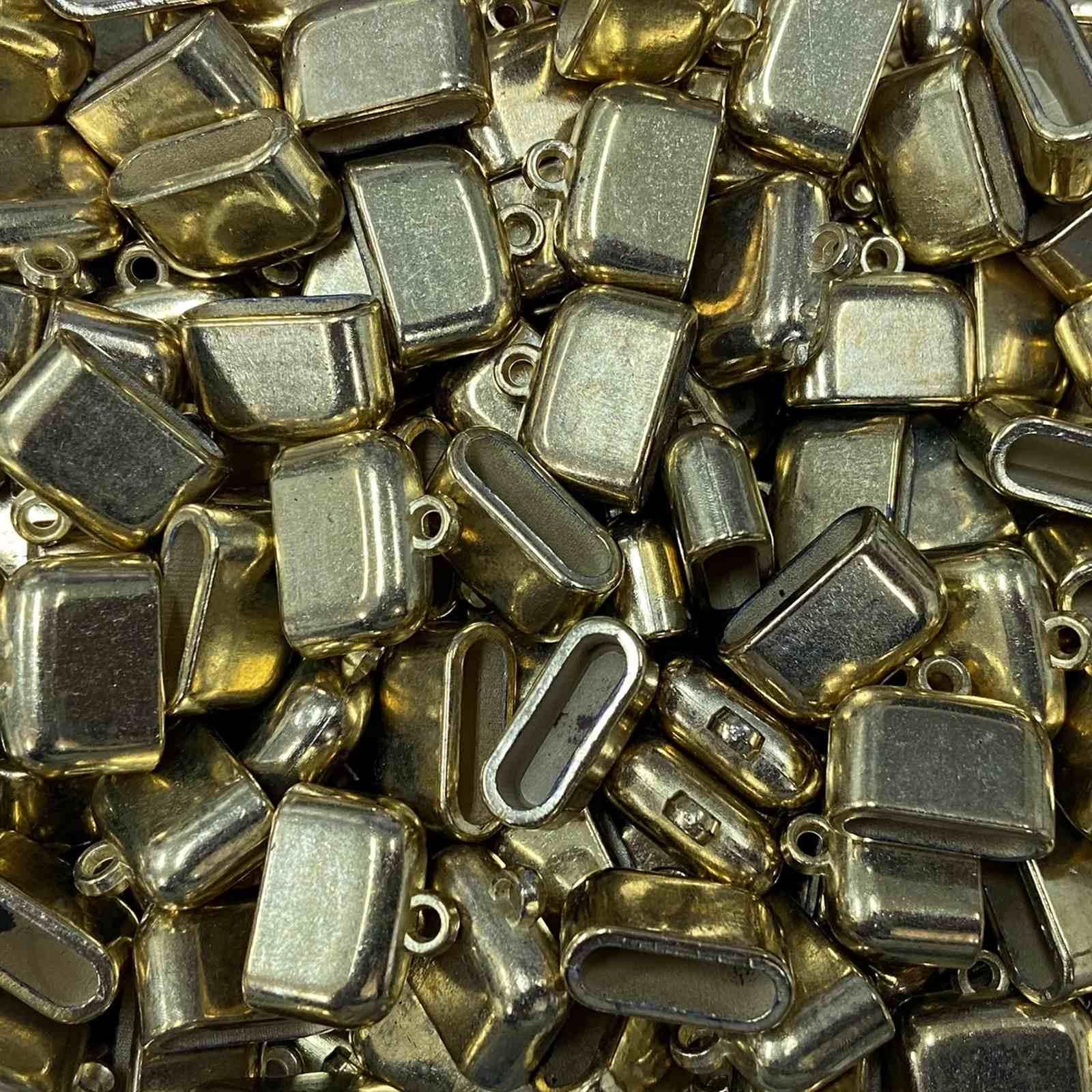 Finalizador ABS 17x12mm - 500g