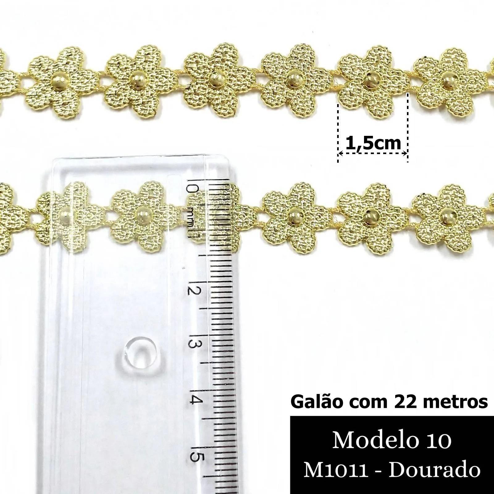Galão Corrente / Aljofre Plástico com Diversos Formatos